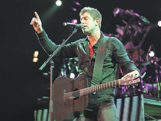 """Jeremy Camp has topped the Christian charts with several hits, including """"Walk By Faith,"""" """"Take You Back,"""" """"This Man,"""" """"Let It Fade"""" and """"There Will Be a Day."""""""