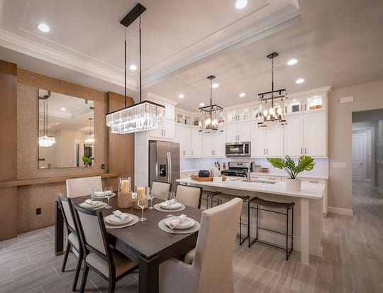 Hamilton Place by Toll Brothers is a new private, gated community offering spacious, low-maintenance townhomes in the heart of Naples.
