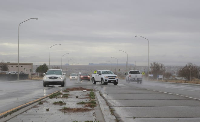 The Shiprock Chapter was seeking funding to install traffic lights at an intersection on U.S. Highway 491 near Northern Navajo Medical Center.