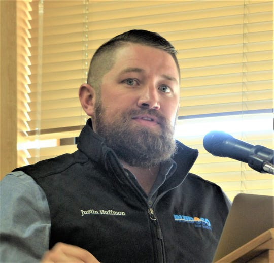 Ruidoso Tourism Director Justin Huffmon said Ruidoso's small population, outdoor recreation and being a drive-to vacation site may help ward off negative effects from the coronavirus spread.