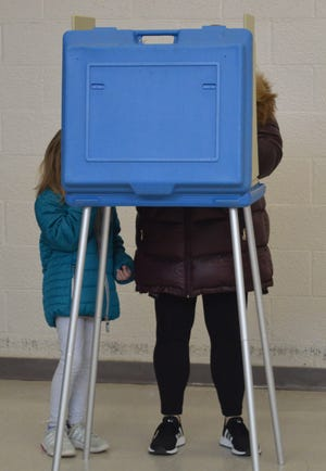 Farmington voters will elect three new council members in November.