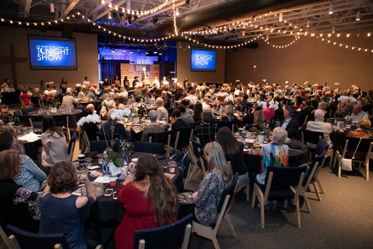 "Attended by more than 300 community members, the ""Tonight Show"" gala raised more than $97,000 for Young Life Desert Cities."