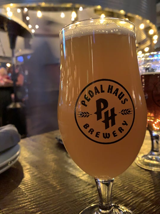 Pedal Haus White Beer Witbier won a gold medal at the Great American Beer Festival 2018.