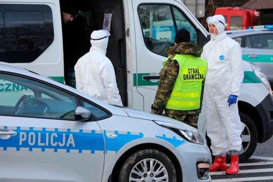 """""""La OMS estima que el COVID-19 puede ser caracterizado como una pandemia"""", dijo el director general de la OMS, Tedros Adhanom Ghebreyesus."""
