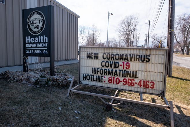 In addition to ongoing talks with local officials, the St. Clair County Health Department has established an informational hotline regarding coronavirus.