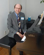 Richard Frey's organ concert, scheduled for Sunday at Cross Keys Village, has been canceled.