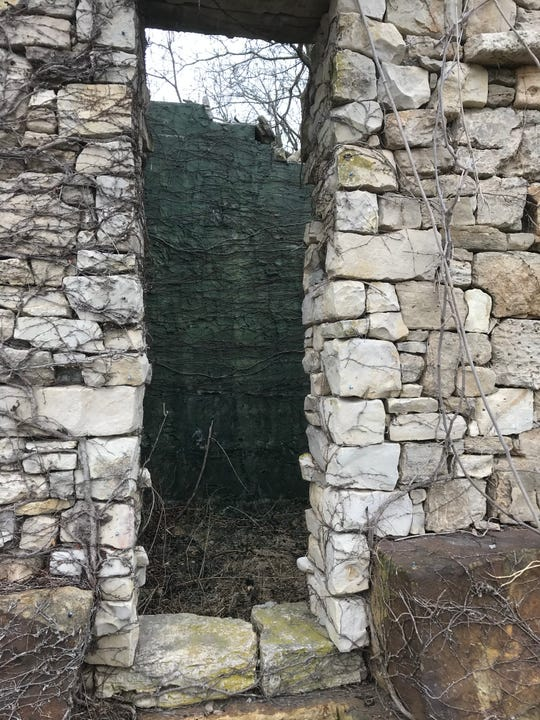 Answer Man: What's the history of what appear to be the ruins of a very old building on Highway CC in Nixa?