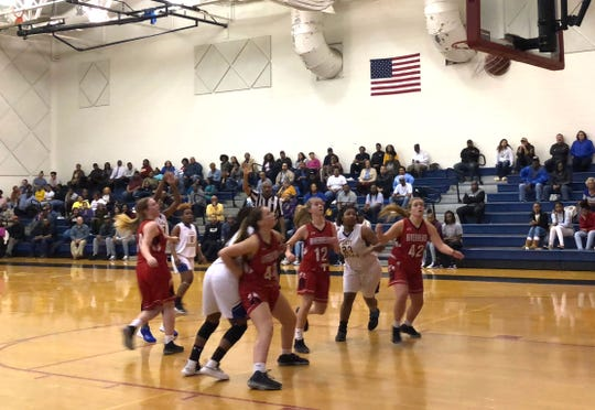 Surry County's second-half surge was too much for Riverheads in Tuesday's state semifinal game.