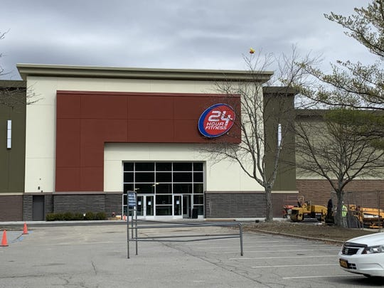 The 24 Hour Fitness location in Yorktown Heights on March 10, 2020.