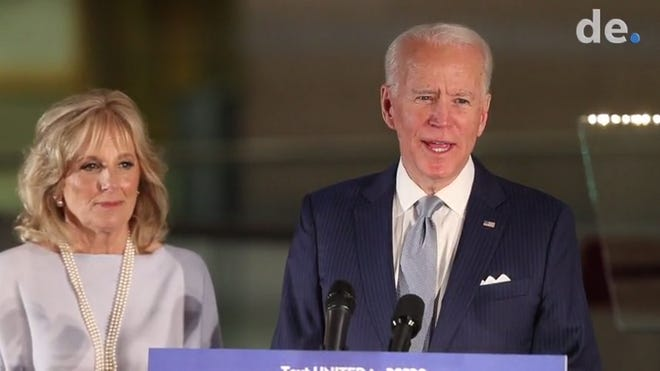 Biden Hires Former Harris Aide To Help With Latino Outreach