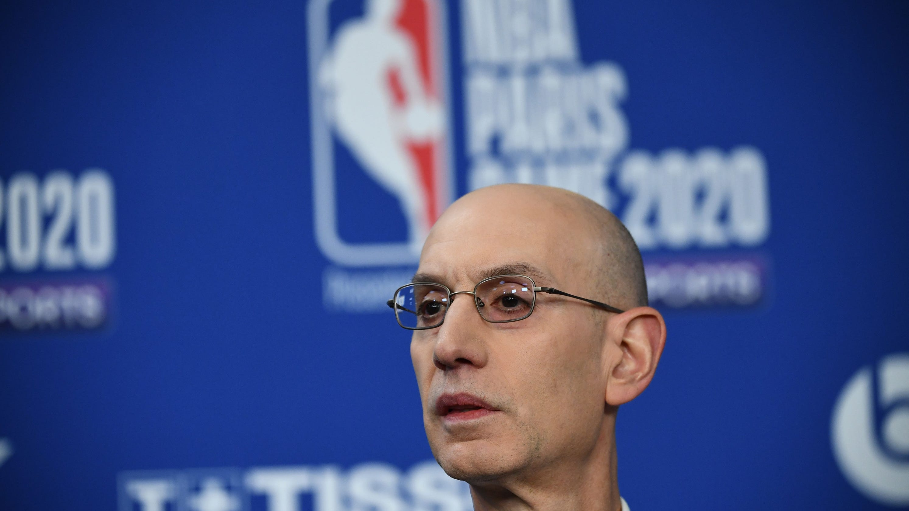 The NBA is trying to stay ahead of the coronavirus outbreak