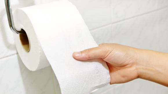 Make sure you have essentials like toilet paper and paper towels.