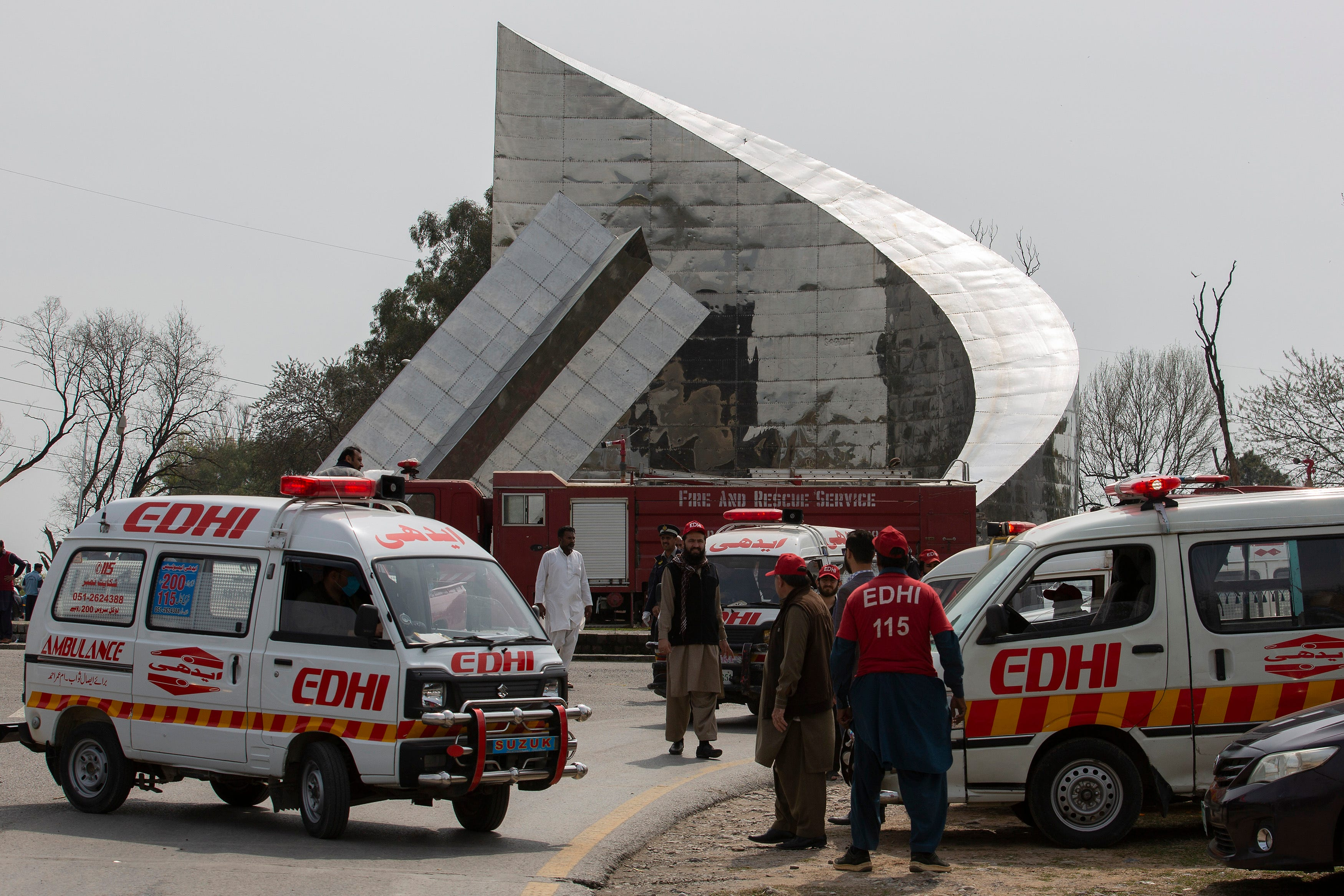 Pakistan Plane Crash Air Force Says Fighter Pilot Died In F 16 Jet