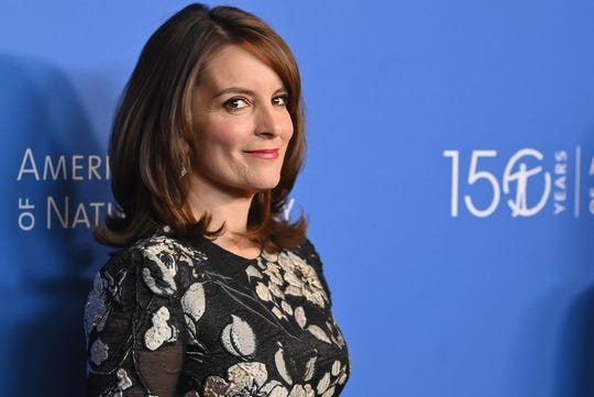 """""""30 Rock?"""" More like a rocking 50 for Tina Fey on May 18."""