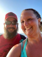 Mark and Lisa Davidson