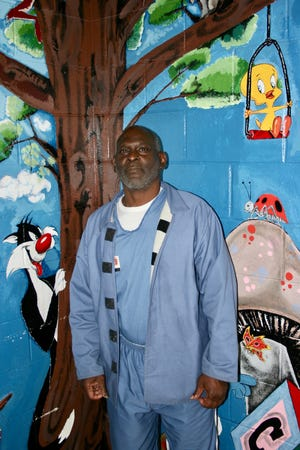 Inmate Crosley Green, the day before his case was heard in the 11th Circuit Court of Appeals in March 2020. A lower court granted Green a new trial two years ago yet he remains in prison.