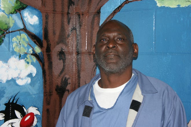 Inmate Crosley Green, the day before his case was heard in the 11th Circuit Court of Appeals in March 2020. A lower court granted Green a new trial two years ago yet he remains in prison. Green is serving a life sentence for the 1989 murder of Chip Flynn. He has always maintained his innocence.