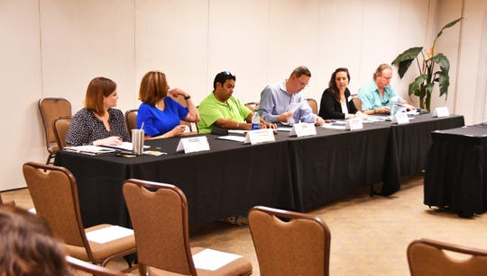 The Brevard County Tourist Development Council's Marketing Committee meets Thursday afternoon at the International Palms Resort in Cocoa Beach to discuss issues related to coronavirus and tourism.