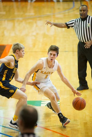 Colonel Crawford's Mason Studer has impressed in two years of varsity play already, his junior year could be the true breakout season.