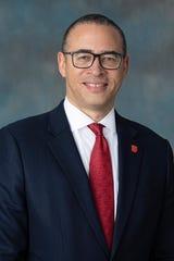 Rutgers President-Designate Jonathan Holloway.