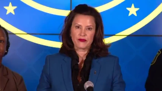 Watch replay: Gov. Gretchen Whitmer press conference on COVID-19
