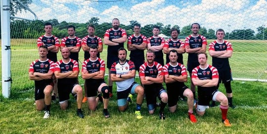 Detroit Wolfetones compete in the U.S. Gaelic Athletic Association Midwest Division.