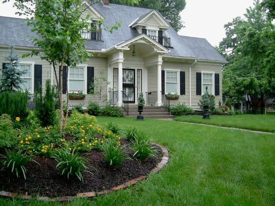 Welcome home. Even a pretty garden, well-maintained by a previous owner, may not be the garden you want. Live with it for a while, consider your own style, then put your ideas into play in the landscape.