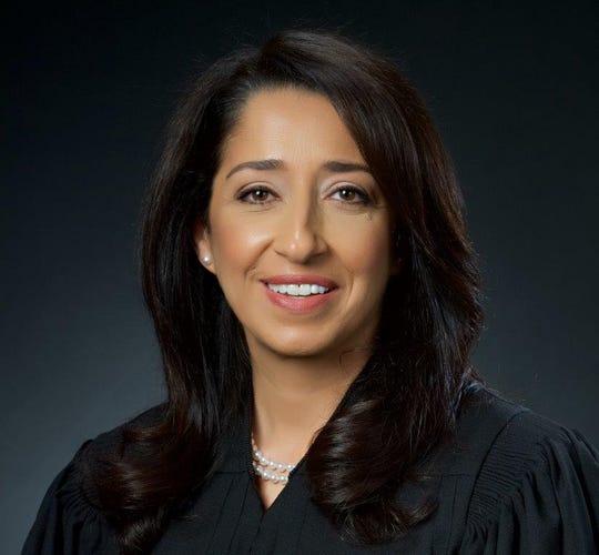 Oakland County Circuit Judge Hala Jarbou