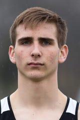 Southridge high jumper Garrett Voegerl