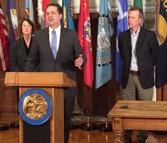 Gov. Steve Bullock declares a state of emergency Thursday, citing growing concerns with the coronavirus.