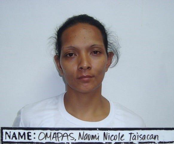 Naomi Taisacan Omapas