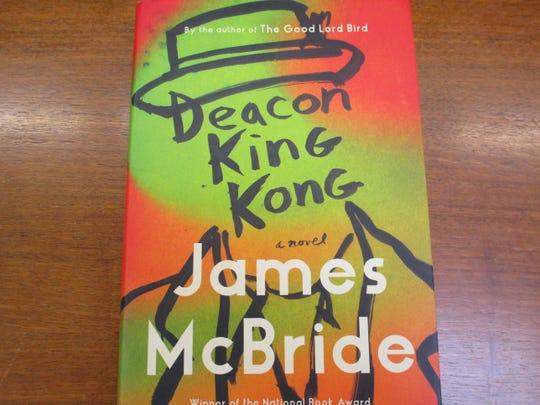 """""""Deacon King Kong"""" by James McBride"""