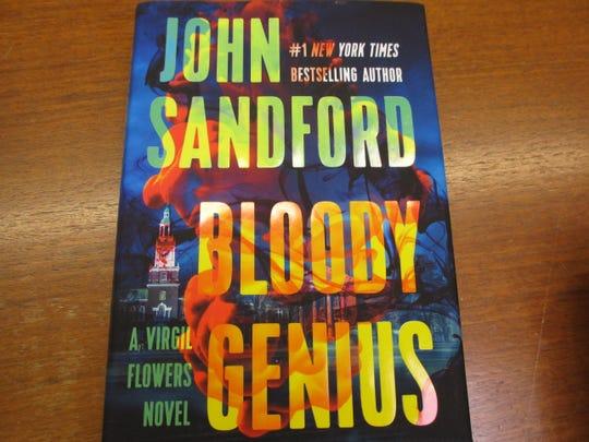 """""""Bloody Genius"""" by John Sandford"""