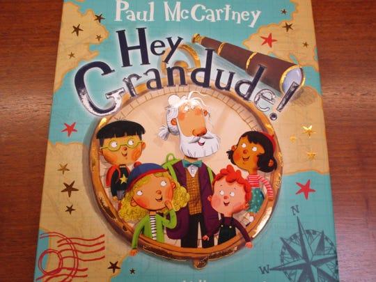 """Hey Grandude"" by Paul McCartney"