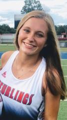 Teurlings Catholic athlete Lexi Guidry