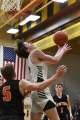 Bobby Samples had nine points and four assists for Howell in a 54-27 victory over Fenton in a district basketball semifinal on Wednesday, March 11, 2020.