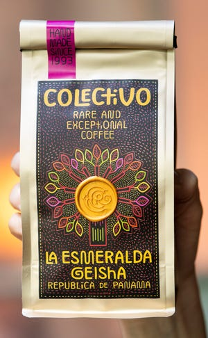 Coffee lovers jumped at the chance to buy rarely offered geisha coffee beans by Hacienda La Esmeralda in Panama. Colectivo Coffee sold out its online allocation within three days.