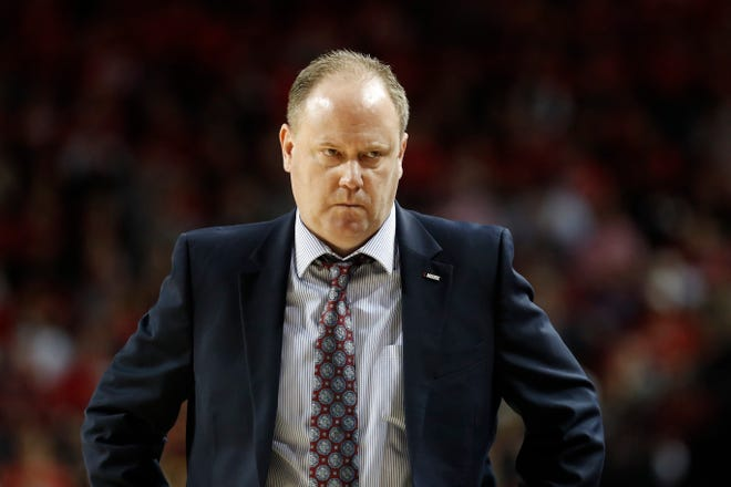 Wisconsin coach Greg Gard had a feeling the end of the season was going to be cancelled, but will remember what his players accomplished in the regular season despite tremendous adversity.