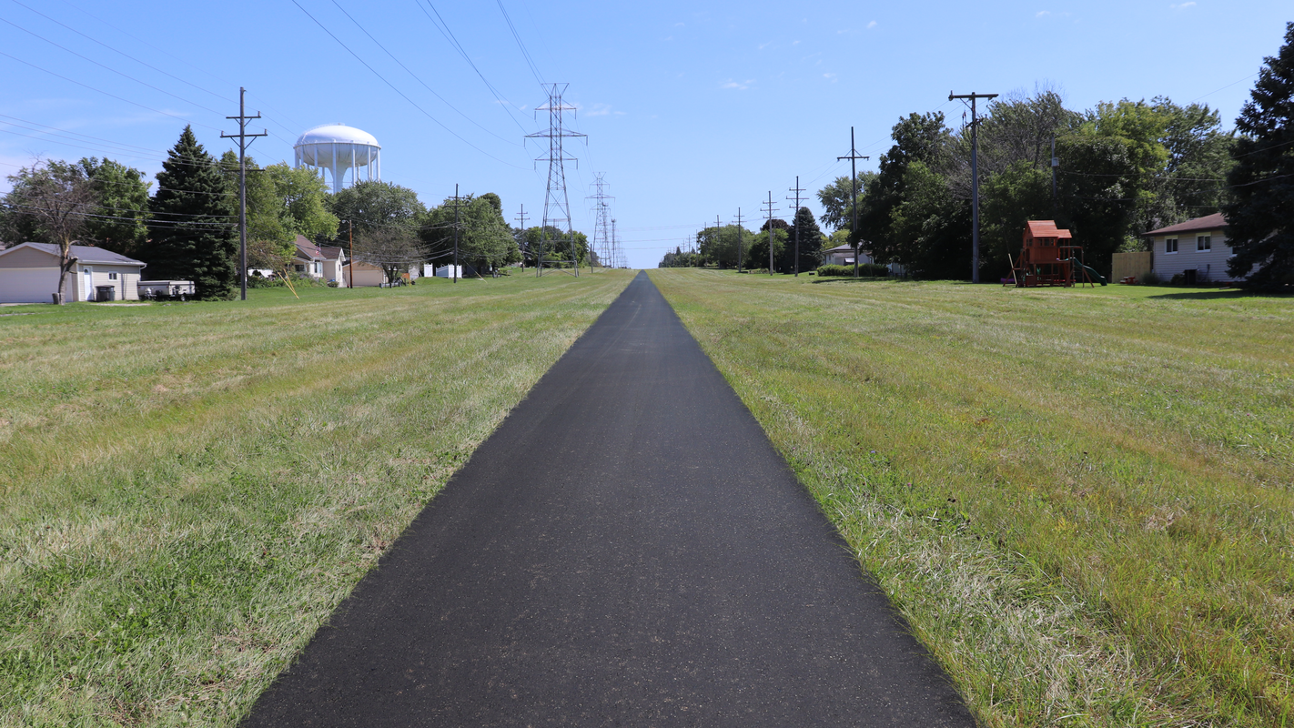 The public is invited to submit online comments on Greenfield's Powerline Trail project. Construction is set for next year.