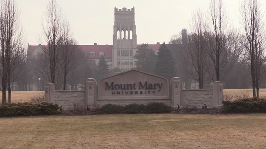 Mount Mary University is the second in Wisconsin to earn the federal Hispanic-Serving Institution designation.