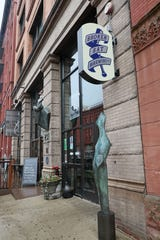 The last day of service at Broken Bat Brewing, 231 Buffalo St., is March 21. Wizard Works opens at the location on April 3. Broken Bat moves to 135 E. Pittsburgh.