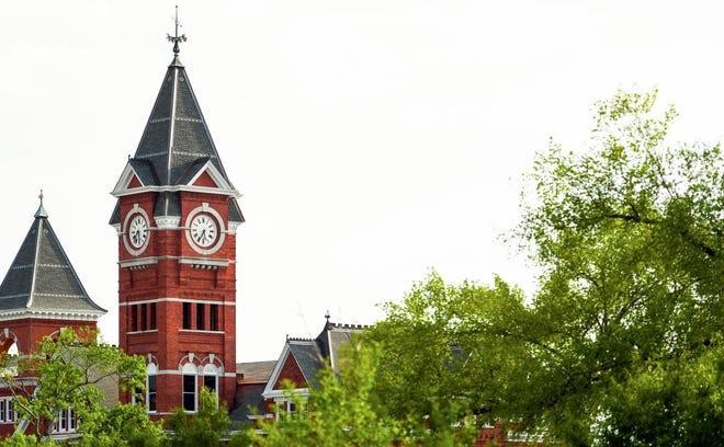 Samford Hall.