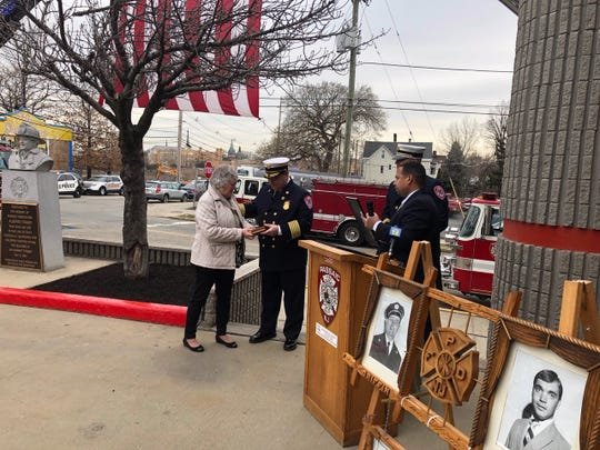 Passaic remembers two fallen firefighters who died March 12, 1970.