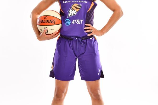 All-WNBA guard Skylar Diggins-Smith will begin her Phoenix Mercury career in 2020.