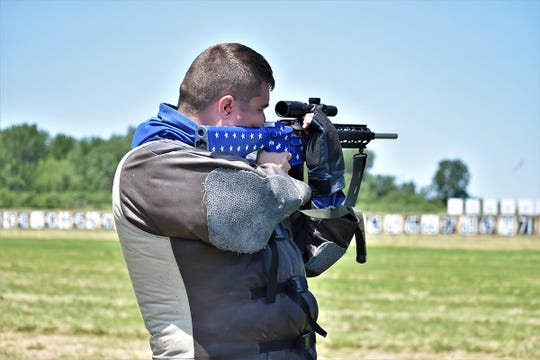 Both Vintage Rifle and EIC events are scheduled all year long in 2020 on the grounds of Camp Perry.