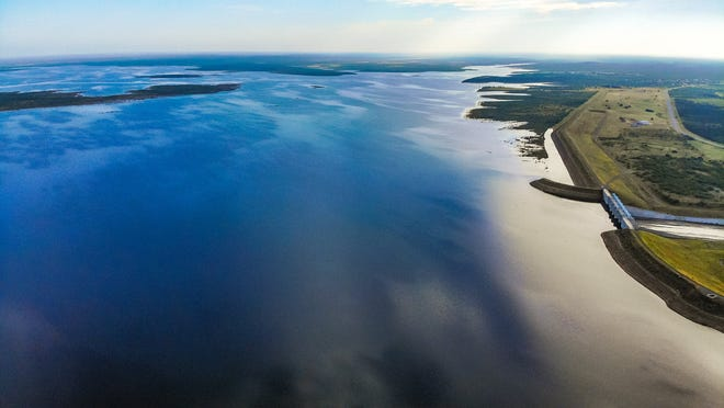 OH Ivie Reservoir