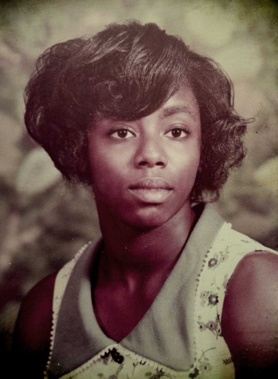 Pictured is an undated photo of Juanita Jones.