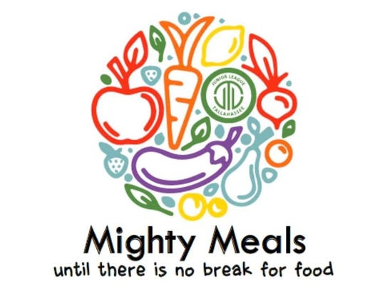 Mighty Meals logo