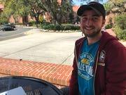 FSU student Eli Myron