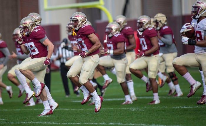 Florida State football player tests positive for coronavirus